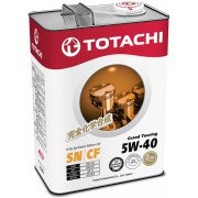 TOTACHI GrandTouring Fully Synthetic SN-CF 5W40 4L