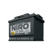 Аккумулятор 55Ah NIRO 4589904925467