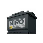 Аккумулятор 60Ah NIRO 4589904925245