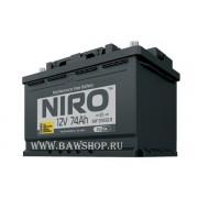 Аккумулятор 74Ah NIRO 4589904925269