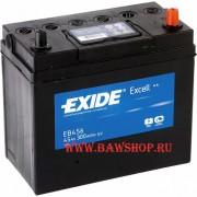 Аккумулятор 45Ah EXIDE Excell EB456