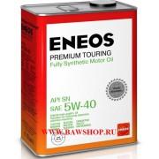 Масло моторное ENEOS Premium TOURING SN 5W-40 4л 8809478942162
