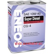 Масло моторное ENEOS SUPER DIESEL SEMI-SYNTHETIС A