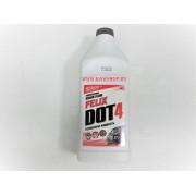 Тормозная жидкость DOT4 Felix 910гр