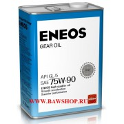 Масло трансмиссионное ENEOS GEAR GL-5 75W90 4л oil1370